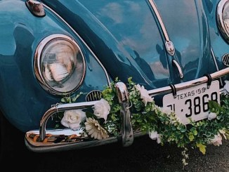 pojazd ślubny