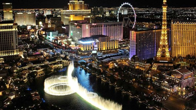Ślub w kasynie Las Vegas