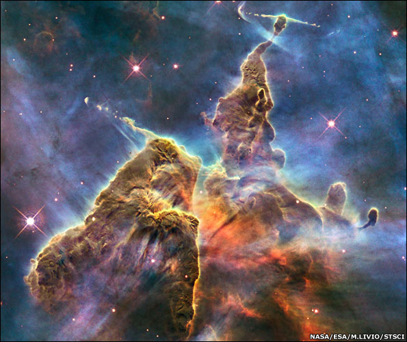 Hubble's 20th Anniversary image