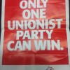 Only one unionist party can win