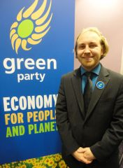 Steven Agnew at gpni11 conference