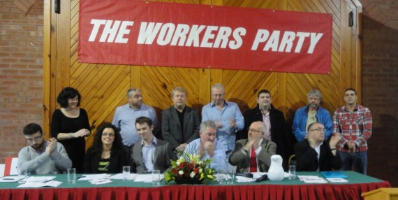 Workers party representatives 2011