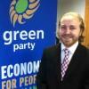 Steven Agnew Green Party NI