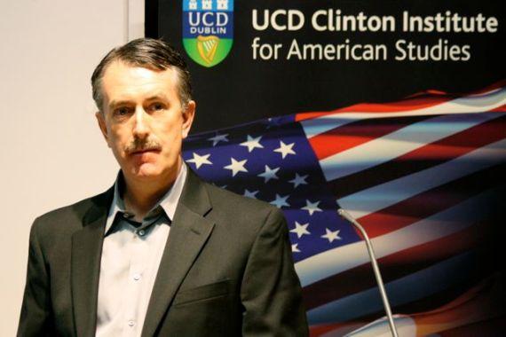20121117 UCD - 04 Andrew Wilson