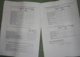 inside pages of DUP 2012 membership survey - low res