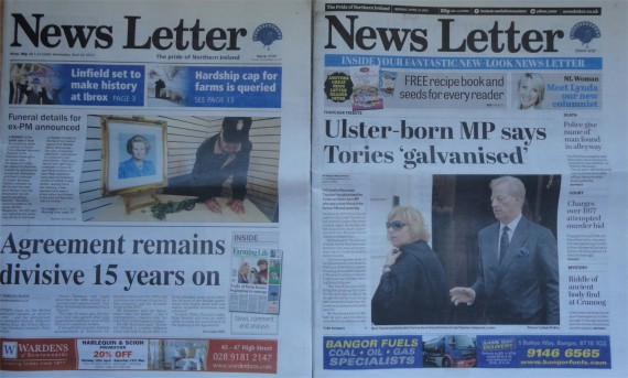 News Letter relaunch 1