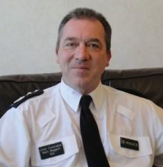 PSNI Chief Constable Matt Baggott
