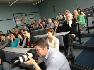 Paul Tweed audience