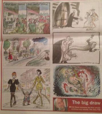 Ian Knox, Lifelines and Dealines, Irish News