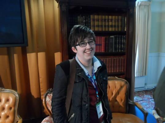 Me at Dublin Web Summit 2013