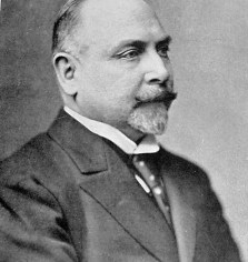 Carl Zahle (1866-1946), Danish Prime Minister 1909-10, 1913-20