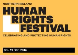 NI Human Rights Festival logo
