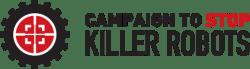 campaign to stop killer robots logo