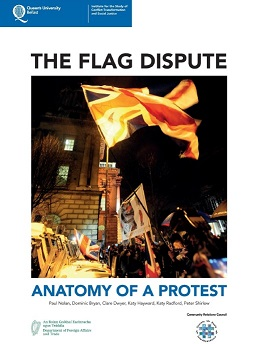 flag protest report