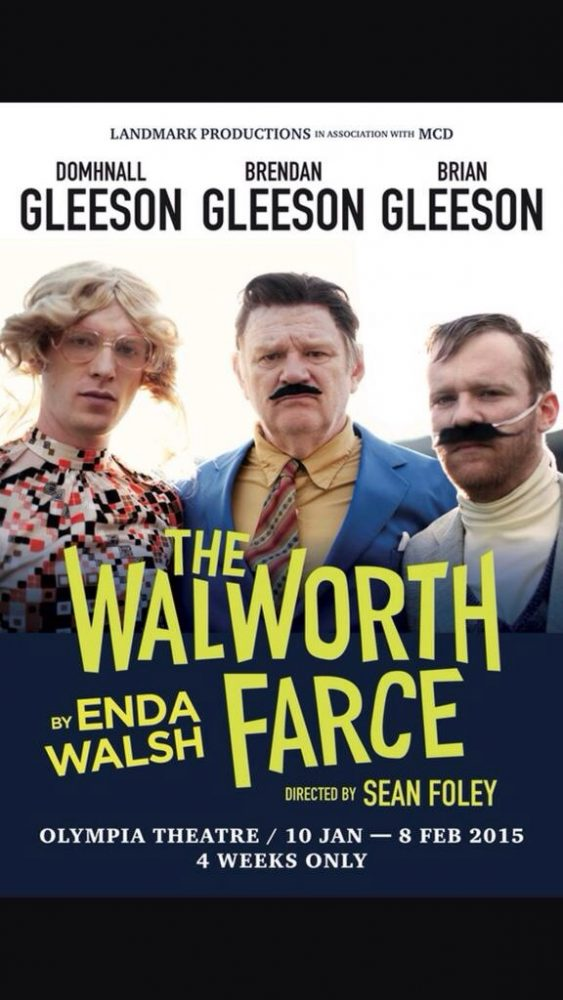 The irish question a review of 39 the walworth farce for Farcical writings