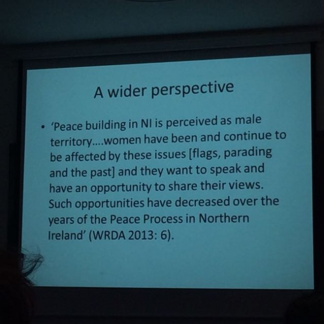 ImagineBelfast15 Gender Dealing with the Past 10