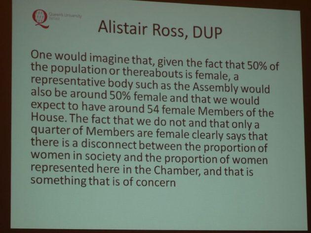 Yvonne Galligan Gender Quotas in Politics 28
