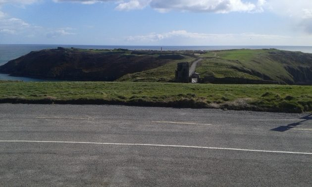 The Old Head of Kinsale, looking south
