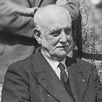 George Lansbury (1859-1940), Labour leader 1932-5