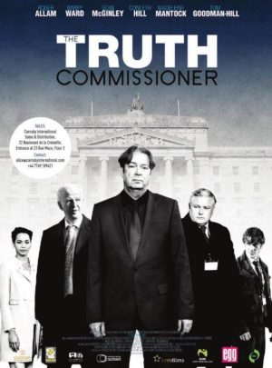 The Truth Commissioner poster Cannes