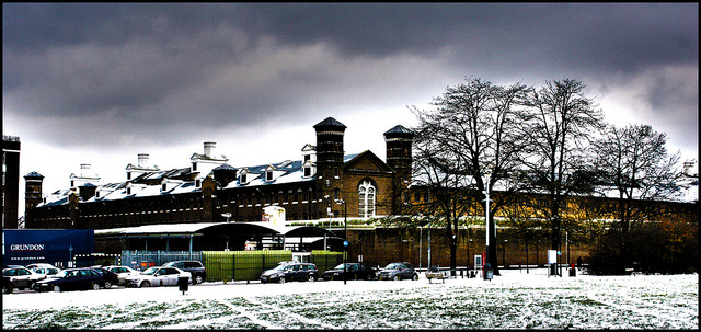 Wormwood Scrubs prison, picture by Dylan Harries from Creative Commons