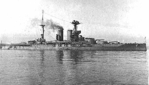 Warspite1916