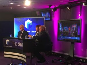 bbcnidebate 3 small parties