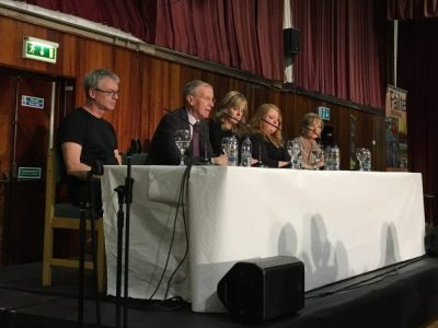 West Belfast Talks Back panel 2016