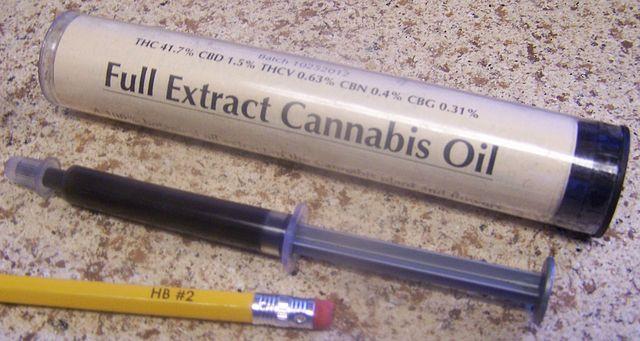 Cannabis Oil; An idiot's guide