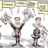 Martyn Turner on expansion of voting rights