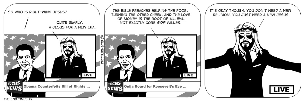 The End Times #2