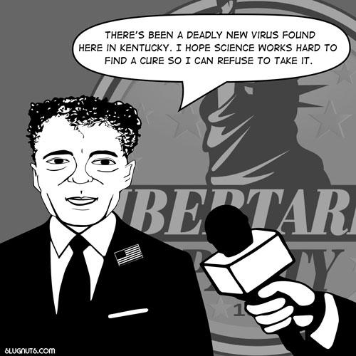 Rand's Refusal