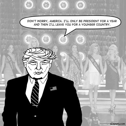Trumps Trophy Territory