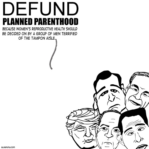 defund it