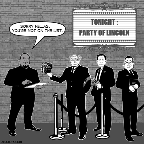 The Party of Lincoln
