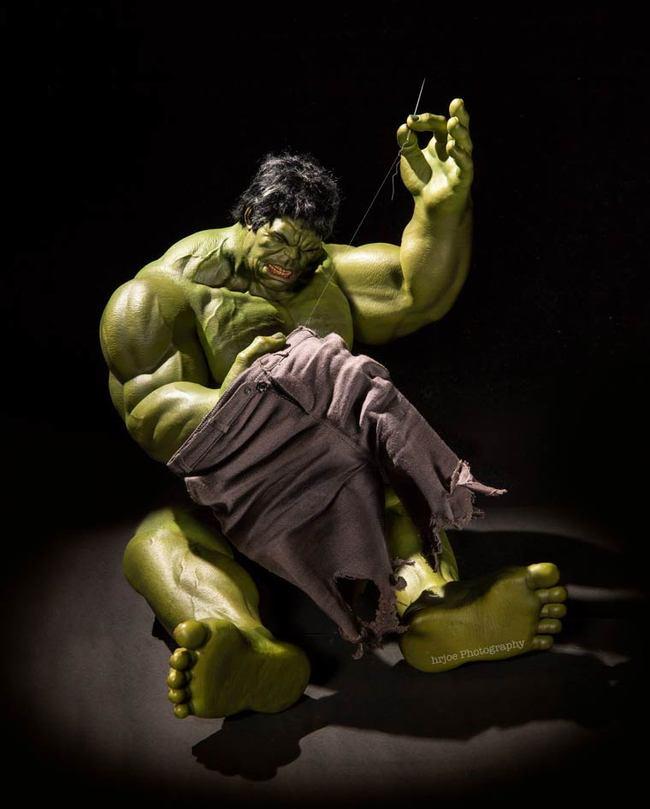 incredible hulks pants