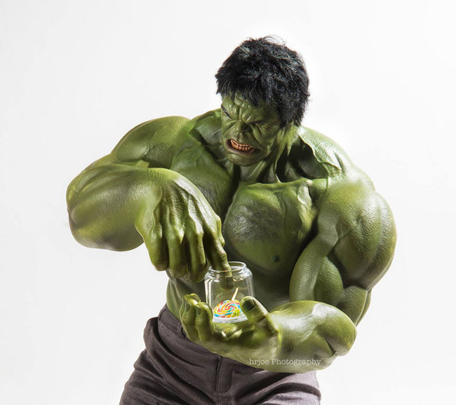incredible hulk faces everyday problems