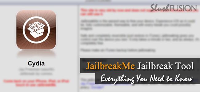 jailbreakme jailbreak tool