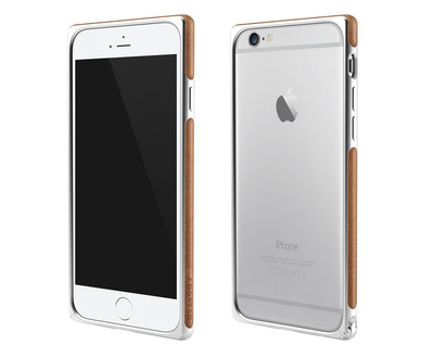adopted frame case for iphone
