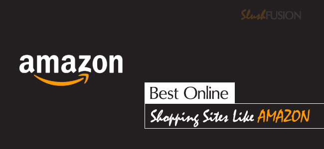 best shopping sites like amazon