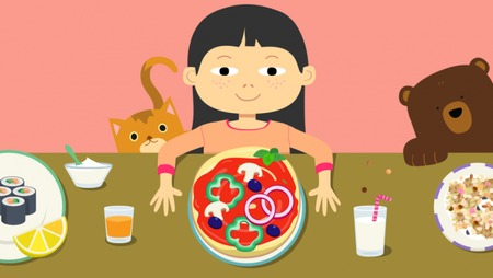 this is my food nutrition for kids