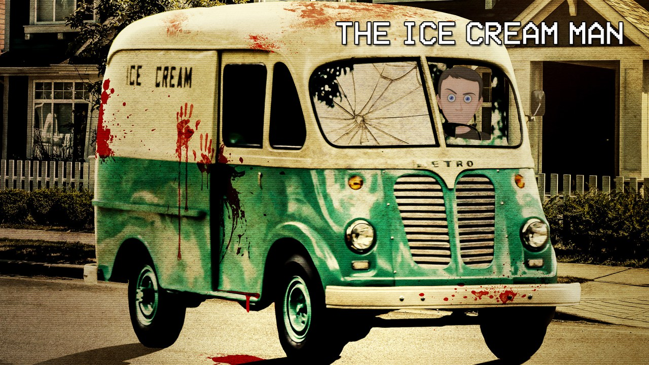 Incoherent Ramblings – The Ice Cream Man