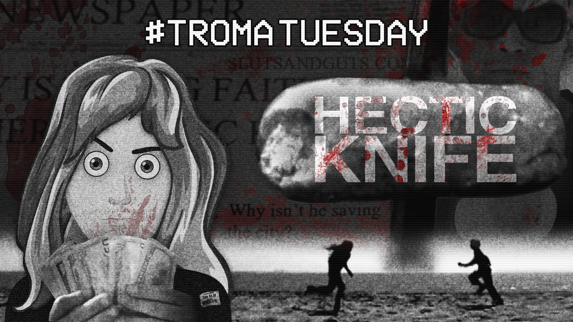 Troma Tuesday – Hectic Knife Movie Review