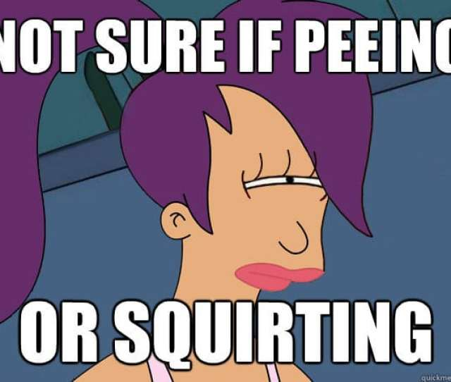 Is Squirting Weird Will He Get Grossed Out