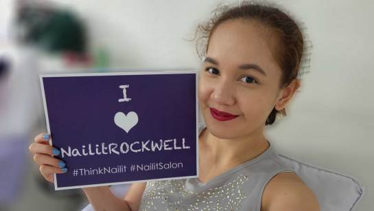 Erika loves Nail It Rockwell
