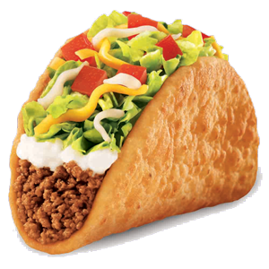 Taco Bell's Chalupa