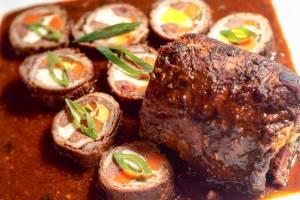 Guevarra's Christmas Beef Morcon