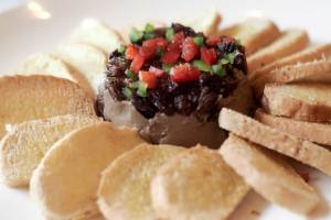 Guevarra's Christmas Chicken Liver Parfait
