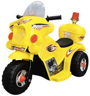 Appliance Galore LL999 Rechargeable Motor Bike