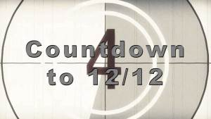 Countdown to 12/12 at Lazada online revolution